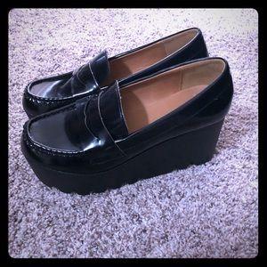 Qupid platform shoes